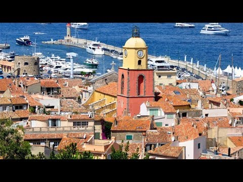 Walking Tour with Lunch in Saint Tropez, France