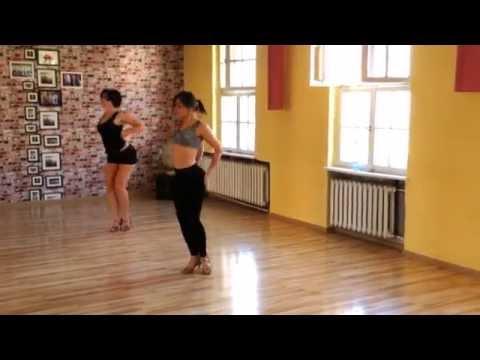 Salsa Solo Ladies Styling - Karina Marglarczyk & Kasia Bujnicka