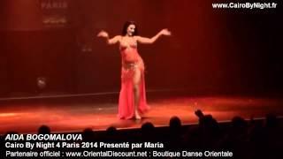 Aida Bogomolova CairobyNight 4 Paris La Cigale 2014 presente par Maria Partenaire OrientalDiscount