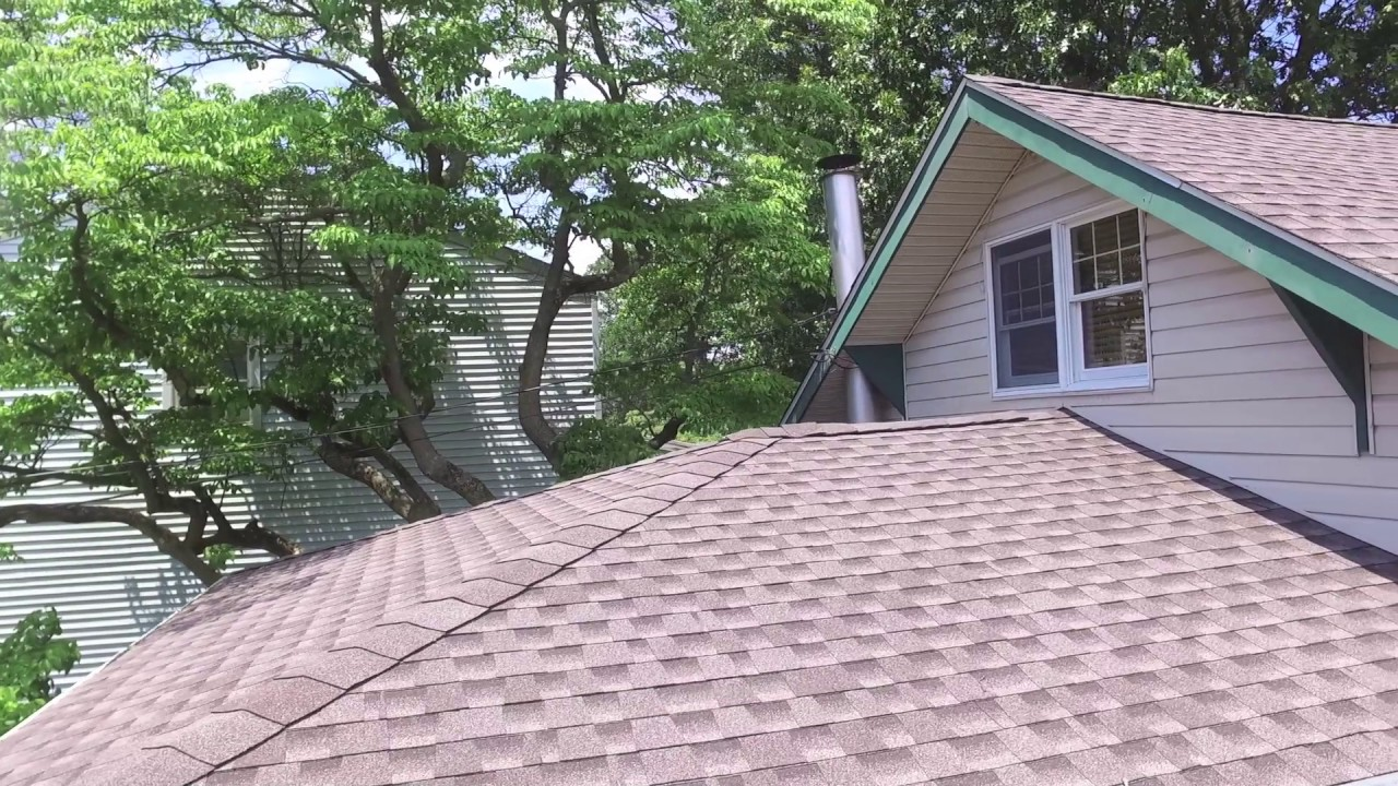 Drone Video Of Gaf Mission Brown Roof In Seaford Youtube