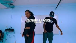 "Chris Brown ""HEAT"" choreography"