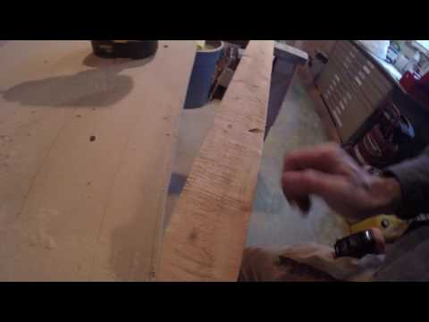 20161118 Tips on drilling through MDF