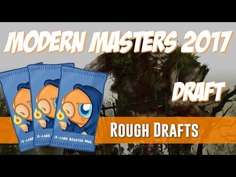 Rough Drafts: Modern Masters 2017 (Drafting)