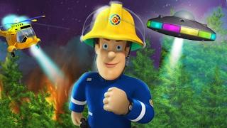 Sam le Pompier Alerte Extraterrestre - Le film !