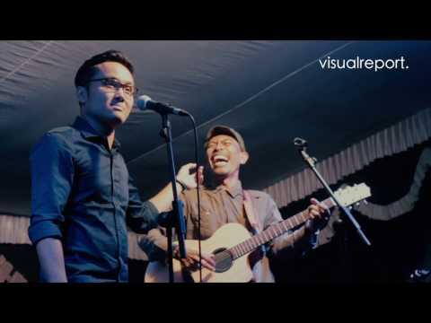 Iksan Skuter ft Ronald - Tanah Nurani (Live at Kayutangan)