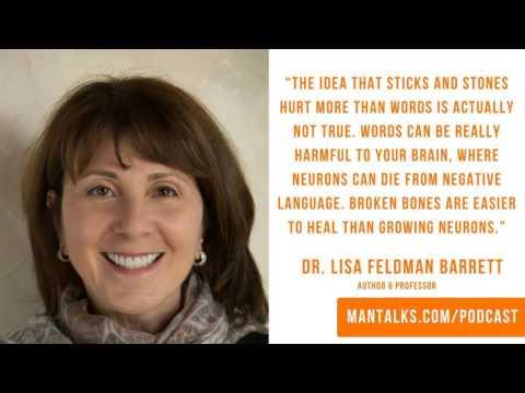 135: Lisa Feldman Barrett - The Neuroscience Behind Emotions
