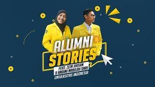 Alumni Stories (Fascination of Yellow Jacket) feat Zein Hasan & Andini Nabilah Sari