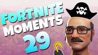 CRAZY LAUNCH PAD GLITCH FTW!!   Fortnite Daily Funny and WTF Moments Ep. 29