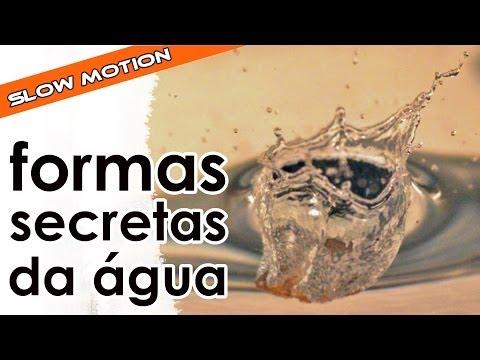 Formas Secretas Da água [série Slow Motion]