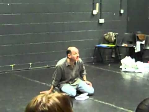 "David Zoob - ""Using Brecht's Theories in Practice"" - 5"