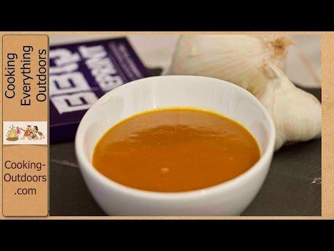 South Carolina Mustard BBQ Sauce (Carolina Gold)