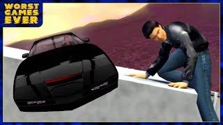 Worst Games Ever - Knight Rider