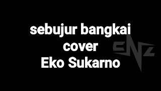 Sebujur bangkai - cover Eko Sukarno