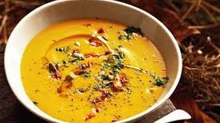 Great Soups - African Peanut Soup