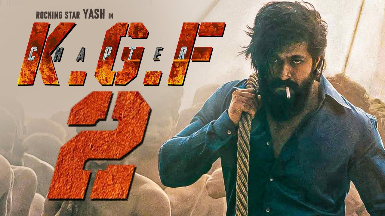 KGF 2 First Look Teaser | Rocking Star Yash | Sanjay Dutt  Adheera