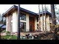 ДОМ в стиле РАЙТА  - Современный загородный дом Прерий