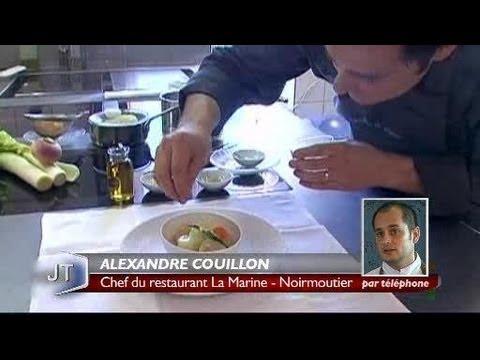 Michelin Une 2ème étoile Pour Alexandre Couillon Vendée