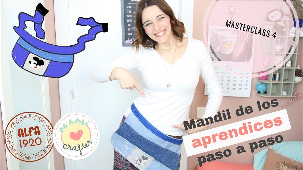 Masterclass 4 Maestros De La Costura Mandil De Los Aprendices Paso A Paso Youtube