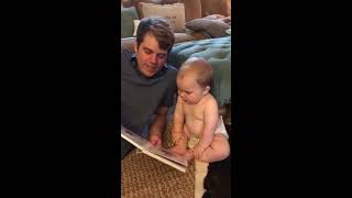 "Baby Says ""Mama"" as First Word After Reading Book About Dad - 989983"