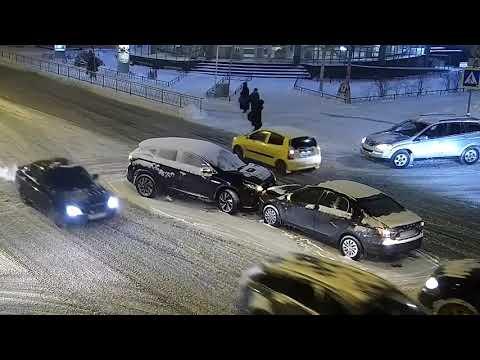 ДТП Архангельск 28 ноября