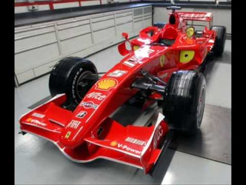 Formula 1 Schumacher Song (full) - DJ Visage