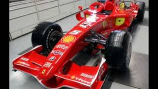 Formula 1 Schumacher Song (full) - DJ Visage