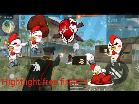 ผมเล่น2นิ้วครัฟ|Hightlight free fire#14