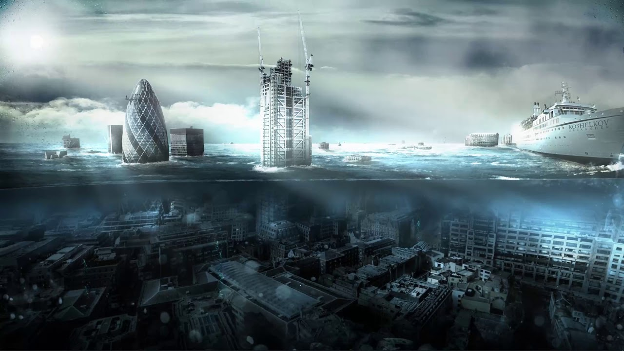 This is an older version but still,. wallpaper engine Underwater City free download - YouTube