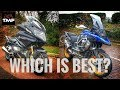 Should you buy a new BMW GSA or an RT?
