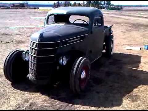 1939 International model D truck for sale: photos, technical ...