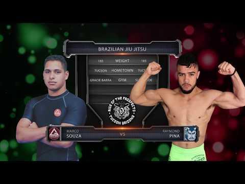 Raymond Pina vs. Marco Souza I Brazilian Jiu Jitsu I Rise of the Prospects 9