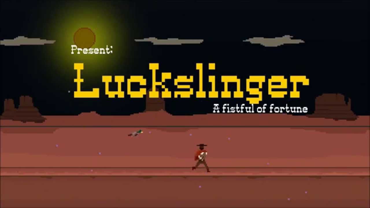 Luckslinger - Gameplay & Beats #1 - YouTube