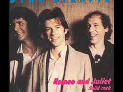 Dire Straits - Romeo And Juliet + Lyrics