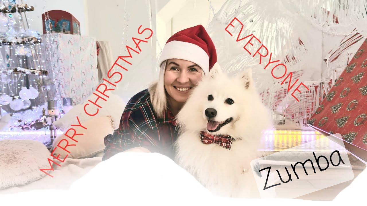 Merry Christmas Everyone Zumba Warm Up / Dance Workout
