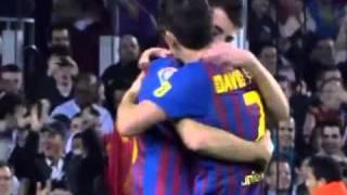 FC Barcelona vs Mallorca 5-0 - All Goals & Highlights - [29.10.2011]
