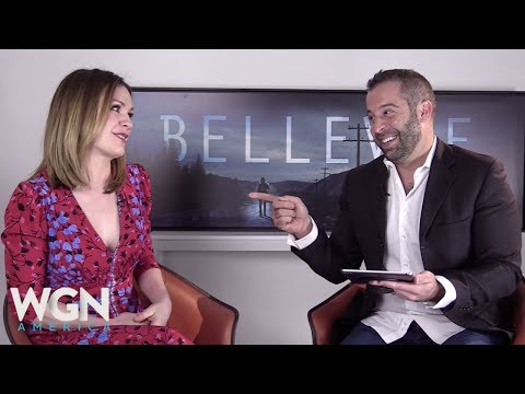 WGN America's Bellevue: Facebook Live With Anna Paquin