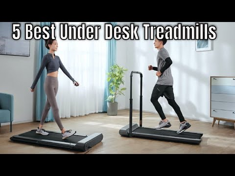 5 Best Under Desk Treadmills for 2020 Picks