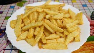 Как вкусно приготовить картошку фри