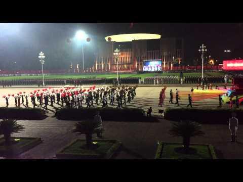 Tổng duyệt Diễu binh, diễu hành 2/9/2015