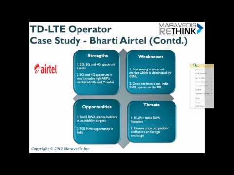 Mobile Broadband in India: Carrier Strategies 2012