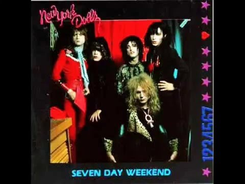 New York Dolls   Seven Day Weekend [bootleg] 1973