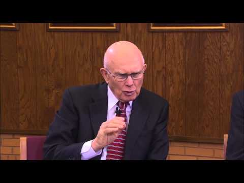 Meaningful Scripture Study (Elder Dallin H. Oaks)