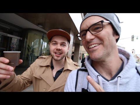 Coffee with Janek Bratislava - Vlog #177 May 25th 2017