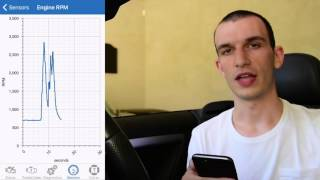OBD Auto Doctor iOS / Andriod Review with PLX Devices Kiwi 3 - AutoInstruct screenshot 5