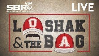 Friday NCAAF Picks, NBA Betting Tips & NCAAB Odds Rundown | Loshak and the Bag
