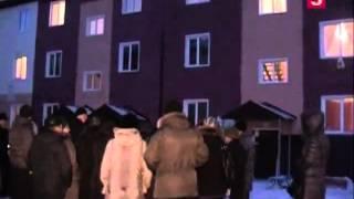 В Бийске разваливаются новые дома