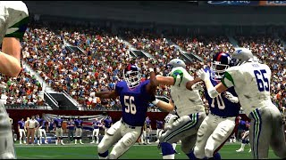Tecmo Super Bowl Meets All Pro Football 2k8