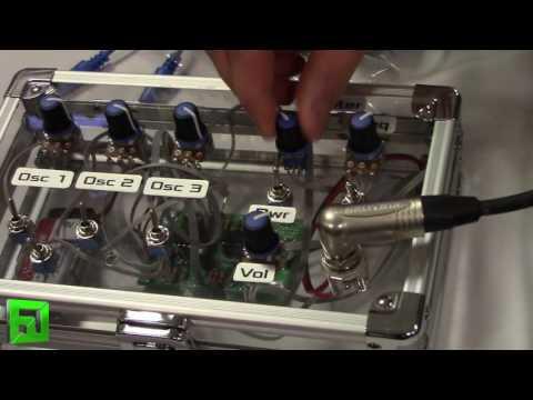 Evaton technologies Knobcon 2016 eurorack modular