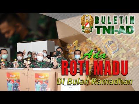 Ada Roti Madu di Bulan Ramadhan I BULETIN TNI AD