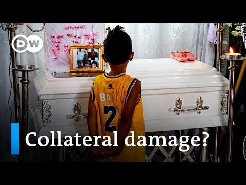 UN eyes Duterte's drug war after Philippines police kill 3-year-old | DW News